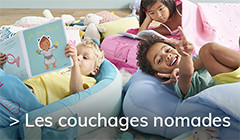 couchages nomades