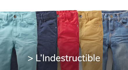Indestructible 7/3 - 21/03