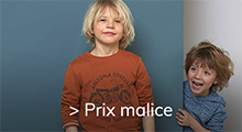 Nouvelle collection - prix malices_bannieres
